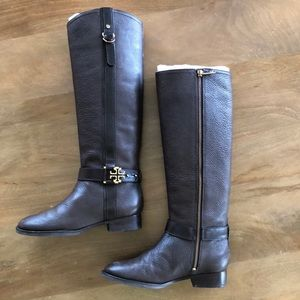 Tory Burch Elina Riding Boot
